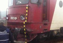 lovita de tren
