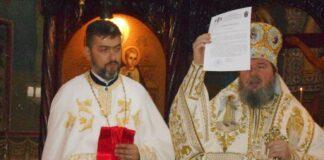 Părintele Călin Ioniță