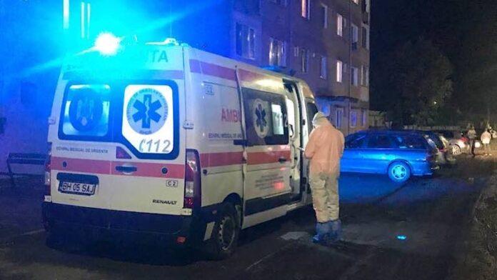 Ambulanță Aleșd