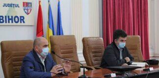 președintele Consiliului Județean Bihor, Ilie Bolojan