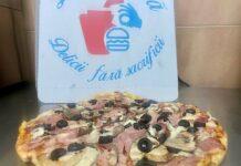 """Pizza """"LA STRADA"""""""