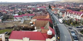 Orașul Aleșd