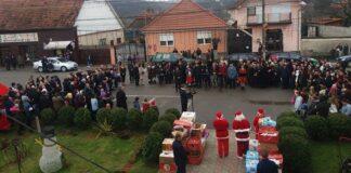 eveniment de Crăciun în Vadu Crișului
