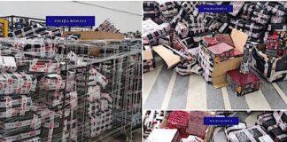 petarde, baterii de artificii și rachete confiscate de polițiștii bihoreni