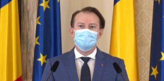 Florin Cîțu premier al României
