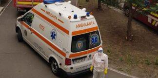 Ambulanța covid