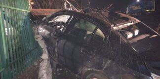 Accident rutier în Lugașu de Jos