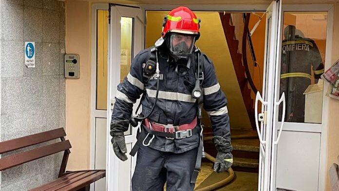 Pompier din Aleșd
