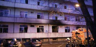 Incendiu la Institutul Matei Balș din București