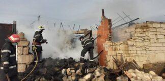 Incendiu Bicăcel