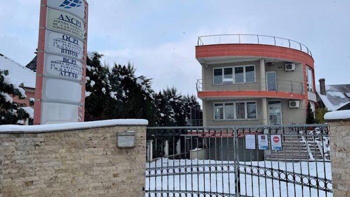 Oficiul de Cadastru și Publicitate Imobiliară (OCPI) Aleșd
