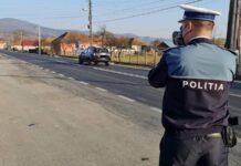 Pistol radar politie
