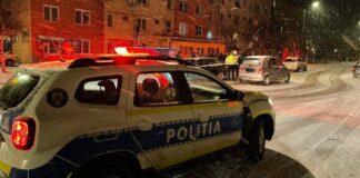 Accident în Aleșd