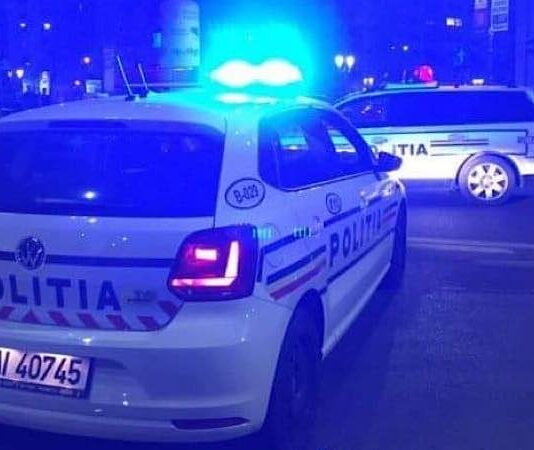 Poliția noaptea