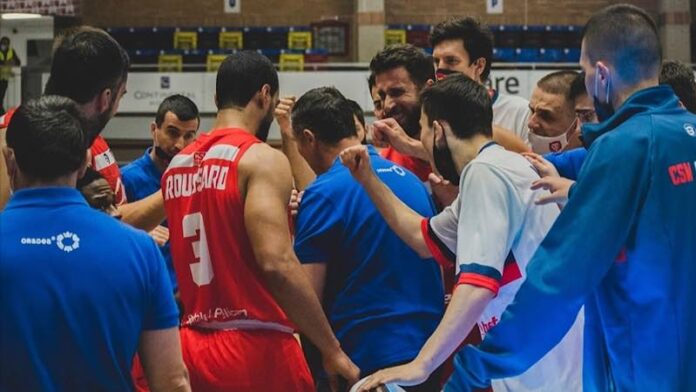 CSM CSU Oradea a învins Steaua București