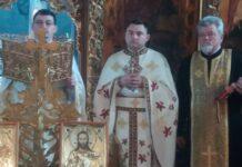 """Biserica ortodoxă cu hramul """"Sfinții Arhangheli Mihail și Gavril"""""""