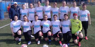 Fetele de la United Bihor Aleșd