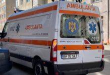 Ambulanță în Aleșd