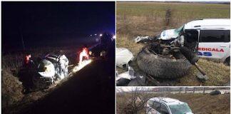 Accident în Pocola