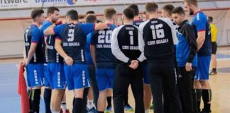 Echipa de handbal CSM Oradea