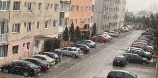 Ninge în Aleșd în … aprilie