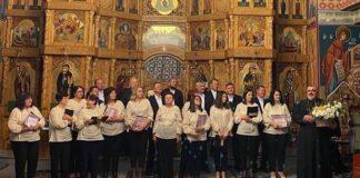 """Biserica """"Nașterea Sfântului Ioan Botezătorul """" din Aleșd"""