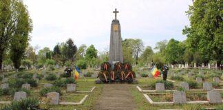 Monumentul eroilor români căzuți în al Doilea Război Mondial