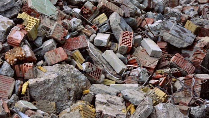 deșeurile provenite din construcții
