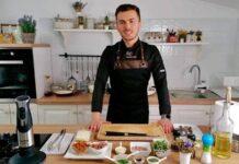 Chef Claudiu Rad