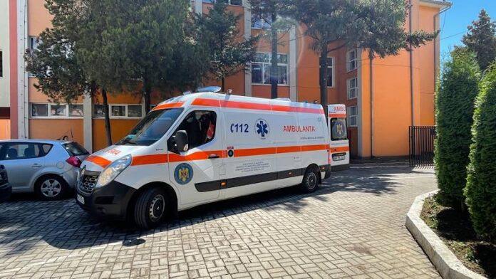 Ambulanța Aleșd