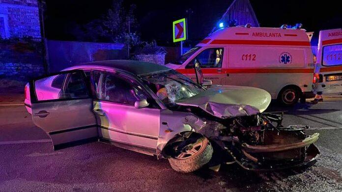 Accident Petrileni