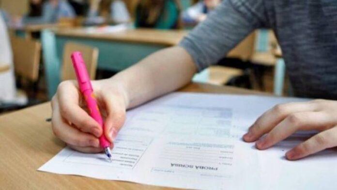 Elev examen capacitate