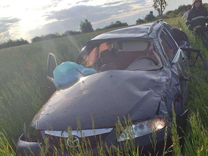 Accident Tinca