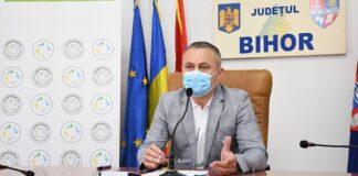 Vicepreședintele Consiliului Județean Bihor, Mircea Mălan