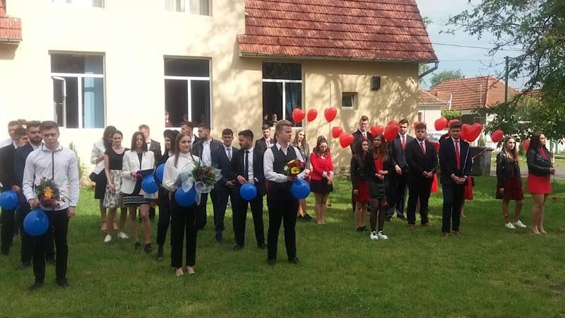 Festivitatea de închidere a anului școlar la Colegiul Tehnic Nr. 1 Vadu Crișului