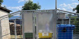 Platforme de gunoi în Aleșd