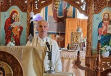 Preotul paroh Aurel Copăcian