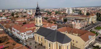 """Catedrala Greco-Catolică """"Sfântul Nicolae"""" din Oradea"""