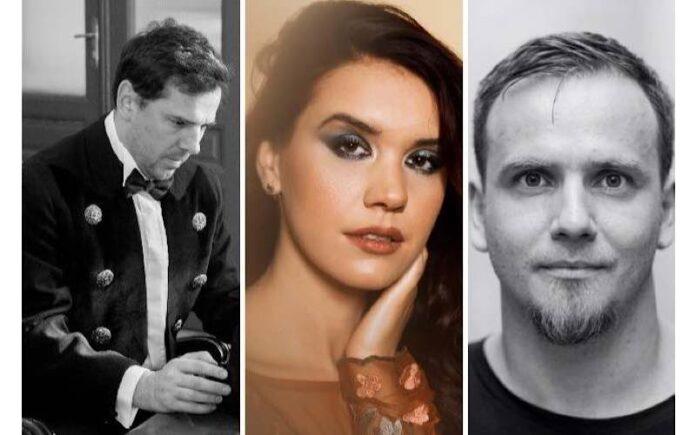 Răzvan Vicoveanu, Diana Păcurar și Adrian Damian