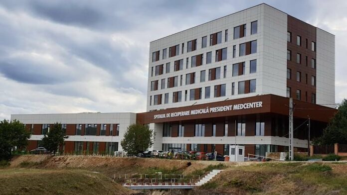 Spital de recuperare President Premium Medcenter din Băile Felix