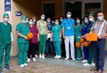 Spitalul orășenesc din Aleșd