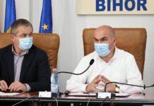 Mircea Mălan si Ilie Bolojan